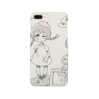 色褪せる君 Smartphone cases