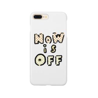 NOWisOFF Smartphone cases