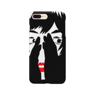 ちら見シリーズ-01 Smartphone cases