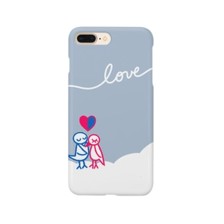 LOVEグッズ Smartphone cases