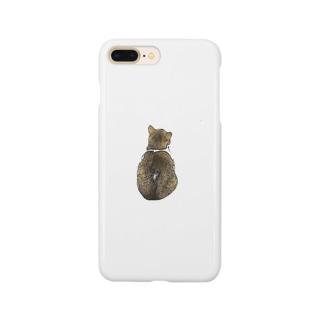 うしろすがた Smartphone cases