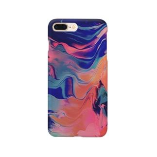 油絵 Smartphone cases