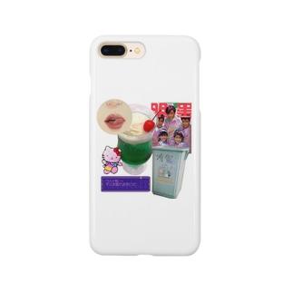 はっぴー有害ゴミ Smartphone cases