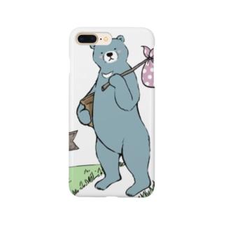 お引越しつっきー Smartphone cases