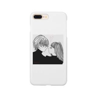 スタイリッシュ・ラブロマンス Smartphone cases