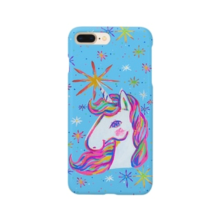 Unicorn5「star」 スマートフォンケース