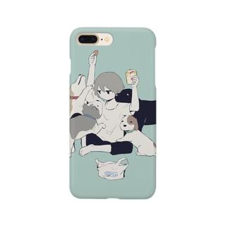 四面楚歌 Smartphone cases