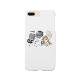 CAUTION! Smartphone cases