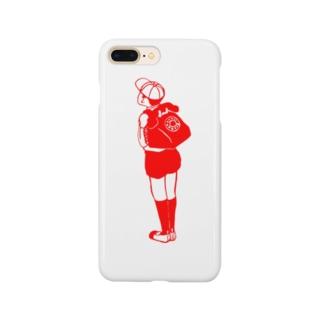 チャクシンナシ Smartphone cases