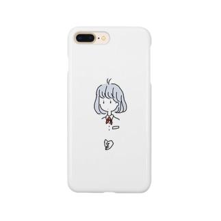 プレーンガール Smartphone cases