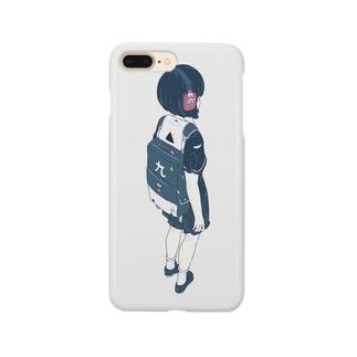 ぜろきゅー Smartphone cases
