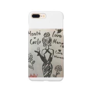 LOVE   Monaco Smartphone cases