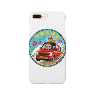 沖縄ドライブ昼バージョン Smartphone cases