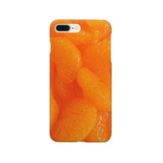 みかんゼリー Smartphone cases