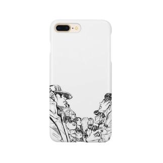 ジョジョ Smartphone cases