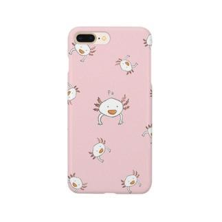 ウパ丸(増殖) Smartphone cases