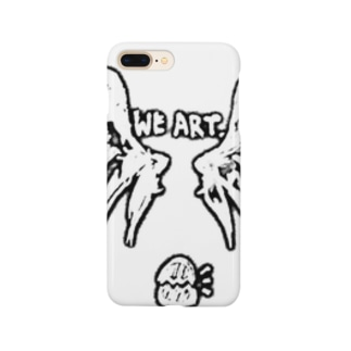 we are  artists  Smartphone cases