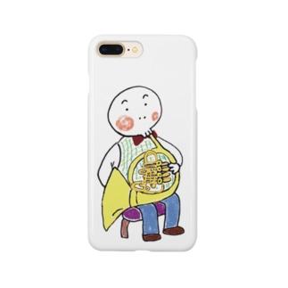 ホルン・オヤジ Smartphone cases
