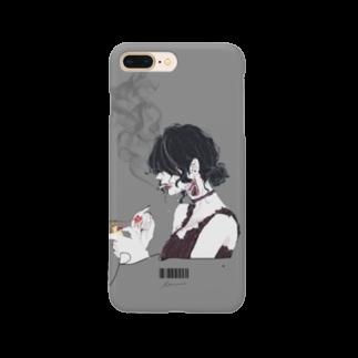 Ran🦋の赤い糸 Smartphone cases
