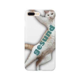 すこやかちゃん Smartphone cases