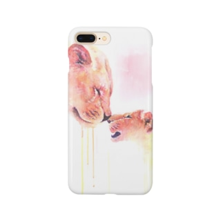 Liebe~母の愛~ Smartphone cases
