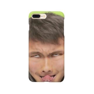 マンデラと一緒 Smartphone cases