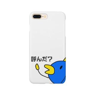 ギョギョッと君 Smartphone cases