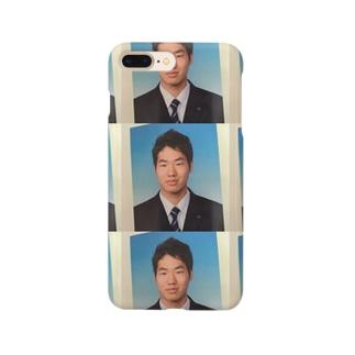 にゅうりん Smartphone cases