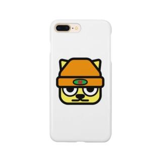 パ紋No.3272 花 Smartphone cases