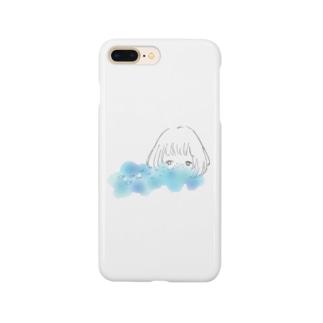 おさかなgirl Smartphone cases