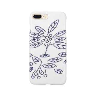 枇杷の絵2018 Smartphone cases