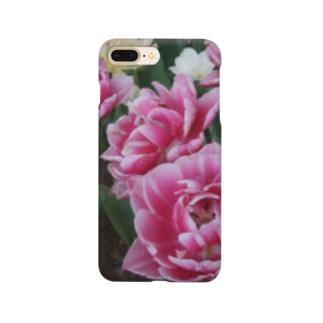 いちこのflowers Smartphone cases