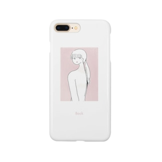 せなか Smartphone cases