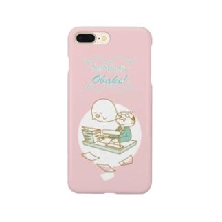 ねむいねむいスマホケース Smartphone cases