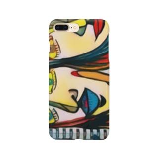 女の子mhオリジナルデザイン Smartphone cases