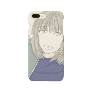 GIRL_A_COLOR Smartphone cases