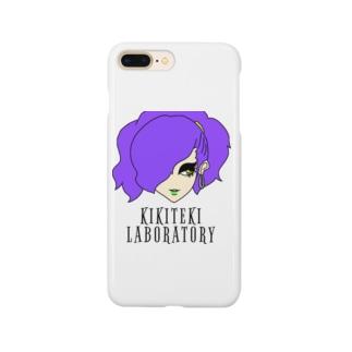 PONITE GAL 紫 × 黄 Smartphone cases