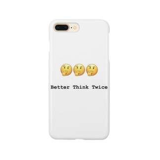 Think twice Smartphone cases