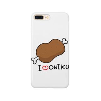 お肉T🍖 Smartphone cases