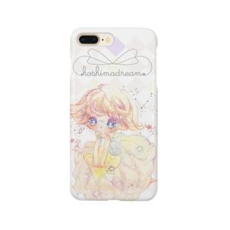 朝焼けの星 Smartphone cases