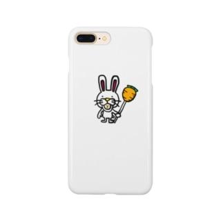 ぴょんぽっぴん Smartphone cases