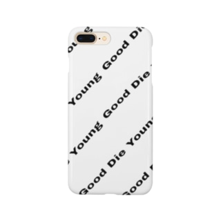 Good Die Young Smartphone cases