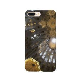 サクラダファミリア Smartphone cases