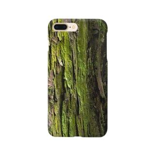 木々の声 Smartphone cases