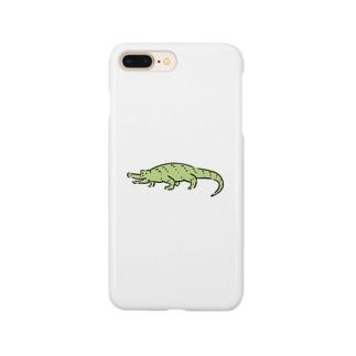 ワニグッズ Smartphone cases