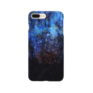 鍾乳洞のカケラ Smartphone cases
