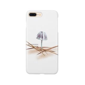 スジオチバタケ Smartphone cases