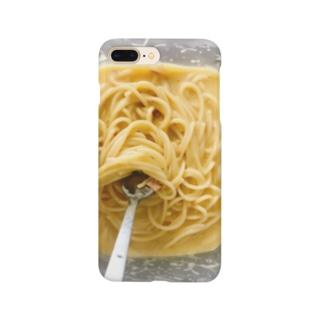 カルボナーラ Smartphone cases