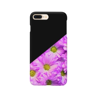 Flower D Smartphone cases