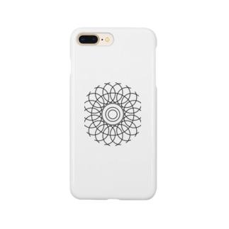 サンフラ Smartphone cases